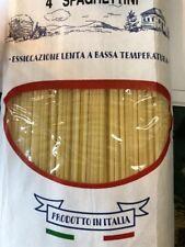 Zeit knapp Hunger groß! Spaghettini 10x500g dünnere nicht ganz dünne Spaghetti