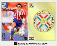 *2010 Panini South Africa World Cup Soccer Cards Team Set Paraguay (2)