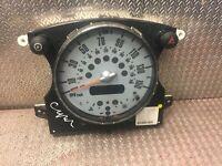 MINI SPEEDOMETER SPEEDO MPH COOPER ONE S R50 R52 R53 GENUINE OEM 67379411