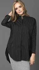 Unbranded Acrylic Long Sleeve Solid Tops for Women