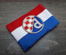 Ultras Hooligan Kapitänsbinde DINAMO ZAGREB 1986 BadBlueBoys Croatia Ustasa