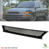 1993-1997 Toyota Corolla Toyota Corolla DX Black Mesh Front Grille Sport Style