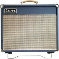 Laney L20T-112 20W 1x12 Tube Guitar Combo Amp Blue 190839905352 OB
