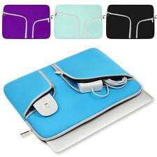 "Sleeve Bag Carry Bag Case Laptop For Apple MacBook Air Pro Retina13"" Black"