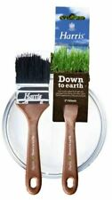 """Harris Disposable Paint Brush Eco Friendly 1.5"""" All Purpose DIY Quality Brushes"""
