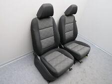 DRIVER'S SEAT PASSENGER SEAT SEATS FRONT Fabric HEATED SEATS VW SHARAN 7N
