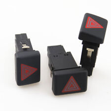 Qty 3 Warning Hazard Flash Light Switch Button For AUDI A4 S4 RS4 8ED 941 509