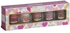 5 X Yankee Candle Spring Votive Gift Mothers Birthday Fragrance Set Mini Scent