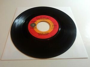 """1972 Goose Creek Symphony: (Oh Lord Buy A) Mercedes Benz [VG+] 45 RPM 7"""" record"""