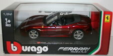 Burago 1/24 Scale Metal Model - 18-26011 - Ferrari California T Open Top