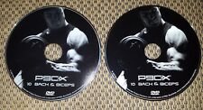 2 - P90X Back and Biceps DVDs Disc 10 - FREE SHIPPING!! WILL SHIP ASAP!!