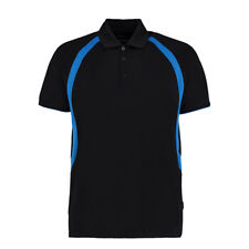 Gamegear Mens Cooltex Riviera Polo Shirt Sports Top Mesh Inserts Wicking (KK974)
