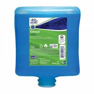Deb Stoko Estesol Lotion 2 Liter Handreiniger Seife Reinigungslotion 8€ L