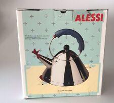 Wasserkessel * ALESSI * Michael Graves Kessel