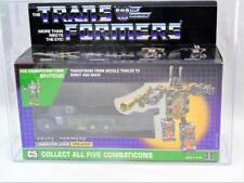 Transformers Original G1 1986 AFA 80+ Combaticon Onslaught MISB 80/85/90