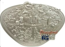 Disneyland Park 65th Anniversary Park Map Limited Edition 1500 Boxed Jumbo Pin