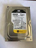 "Western Digital WD Re WD5003ABYZ 500GB 3.5"" SATA III Hard Drive"
