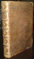 VERY RARE & UNIQUE, 1662, LATIN MANUSCRIPT, PHILOSOPHY, ILLUSTRATED WITH PLATES
