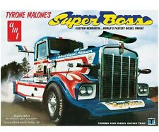AMT AMT930 1/25 Tyrone Malone Kenworth Super Boss Drag Truck Plastic Model Kit