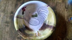 Sakura-David Carter Brown-Rooster/Chicken Bowl