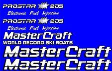 2 Color MasterCraft Prostar 205 EFI Full set #2