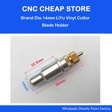 14mm Liyu China Roland Vinyl Cutter Blade Holder Silhouette Cameo Blade Holder