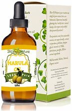 MARULA OIL 100% PURE COLD PRESSED FOR FACE HAIR BODY - SLICE OF NATURE 4 oz