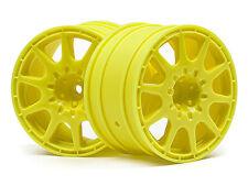 112868 Hpi Ken Block Fiesta WR8 3.0 [#113689] las rueda amarillo 2PCS