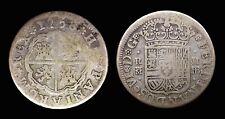 Colonie Espagnole 2 Réal 1758JB (Madrid)  Ferdinand VI Plata/Argent 5.40 gr