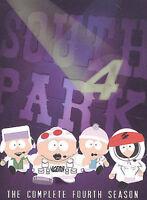 South Park: The Complete Fourth Season DVD Trey Parker(DIR) 2000