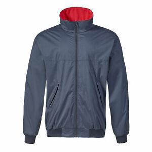 Musto Classic Snug Blouson Jacket 80667/599 True Navy/True Red NEW