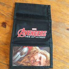 Marvel Avengers Age of Ulton Trifold Thor Lenticular 3D wallet