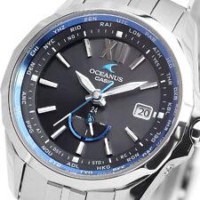 CASIO OCEANUS Manta OCW-S340-1AJF Radio Waves Solor Women's Watch New in Box