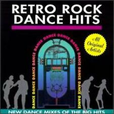 Various Artists - Retro Rock Dance Hits / Various [New CD] Manufactured On Deman
