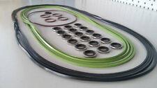Mazda RX7 RX8 13B H-Viton coolant seal full engine gasket kit (Racing kit)