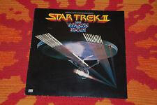 ♫♫♫ Star Trek II - The Wrath of Khan OST, org. Atlantic K50905 `82 german ♫♫♫