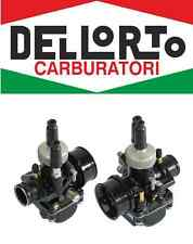 2695 Carburatore DELL'ORTO PHBG 19 DS 2T moto scooter 50 100 aria manuale RACING