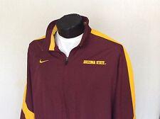 Xlarge Nike Storm Fit Arizona State College Sport Rain Wear Jacket Football XL