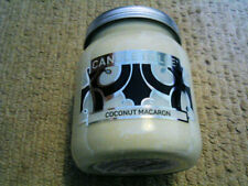 Candle Belle Scented Jar Candle - 1 -  COCONUT MACARON