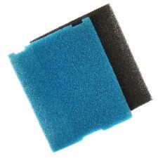 HQRP Almohadillas de filtro de agua de estanque plana para Tetra 19015, 26592