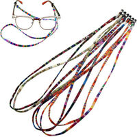 5x Multicolor Sunglasses Neck Cord Strap Eyeglass Glasses String Lanyard Holder