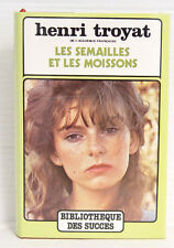 Les semailles et les moissons, Troyat Henri, französisch