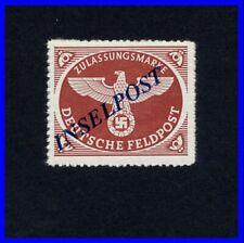 Deutsche Reich_Feldpost / Inselpost_RHODOS_ Mi. Nr. 10 Bb I **_geprüft BPP