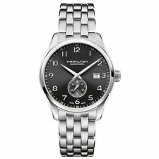 Relojes de pulsera Hamilton de acero inoxidable para hombre