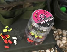 Mainline Supa Sweet Ziggers Ultra Buoyant Multi Coloured Zig Hook Baits