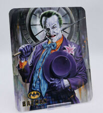 BATMAN (1989) Joker - Glossy Bluray Steelbook Magnet Cover (NOT LENTICULAR)