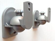 1 Paire Boîtes Haut-parleurs Support Fixation Pour Haut-parleur Enceinte