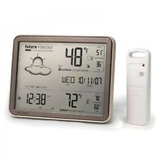 AcuRite 8 Inch Digital Weather Station with Forecast Indoor Outdoor Temperature