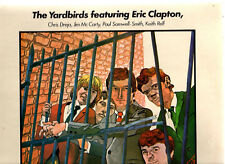 "Yardbirds con Eric Clapton. UK orig ""Charly"""" A1/B1"" Lp & dCi/Sl. ex"