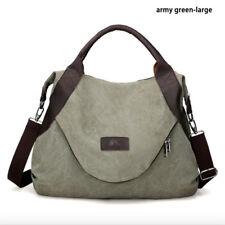 Outlander Canvas Messenger Bag Large Pocket Casual Tote Handbag Shoulder bag